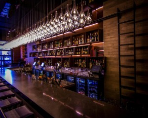 Main Bar wide view