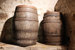 Oak Barrels for distilling